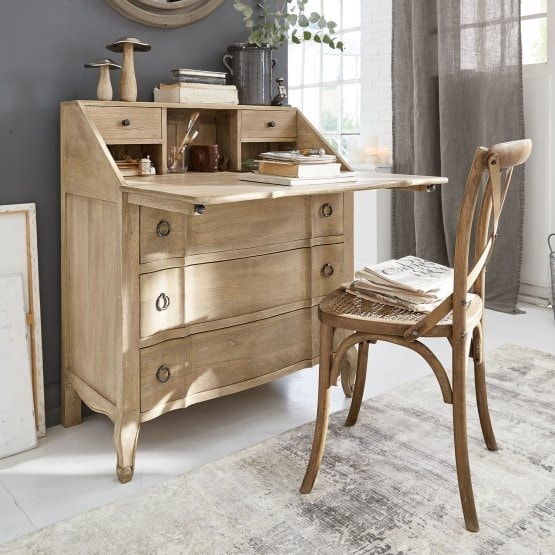 Secretaire Féanor antiekbruin